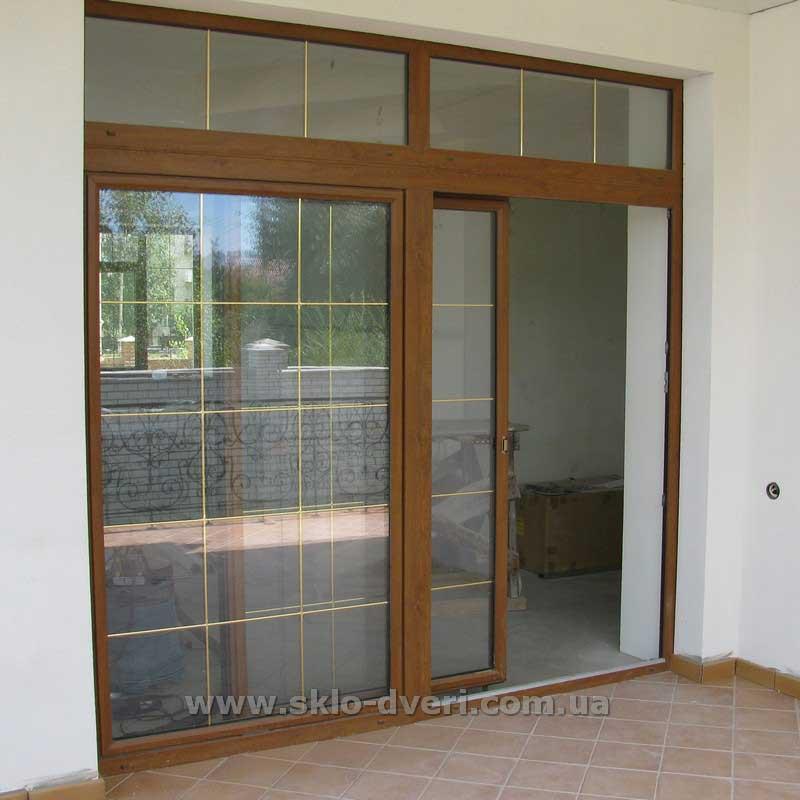 Раздвижные двери пластиковые, металлопластиковые раздвижные .